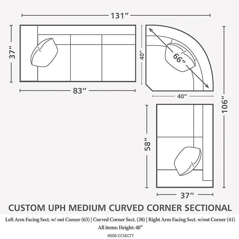 Missing Product Corner Sectional Sectional Sofa Layout Sectional