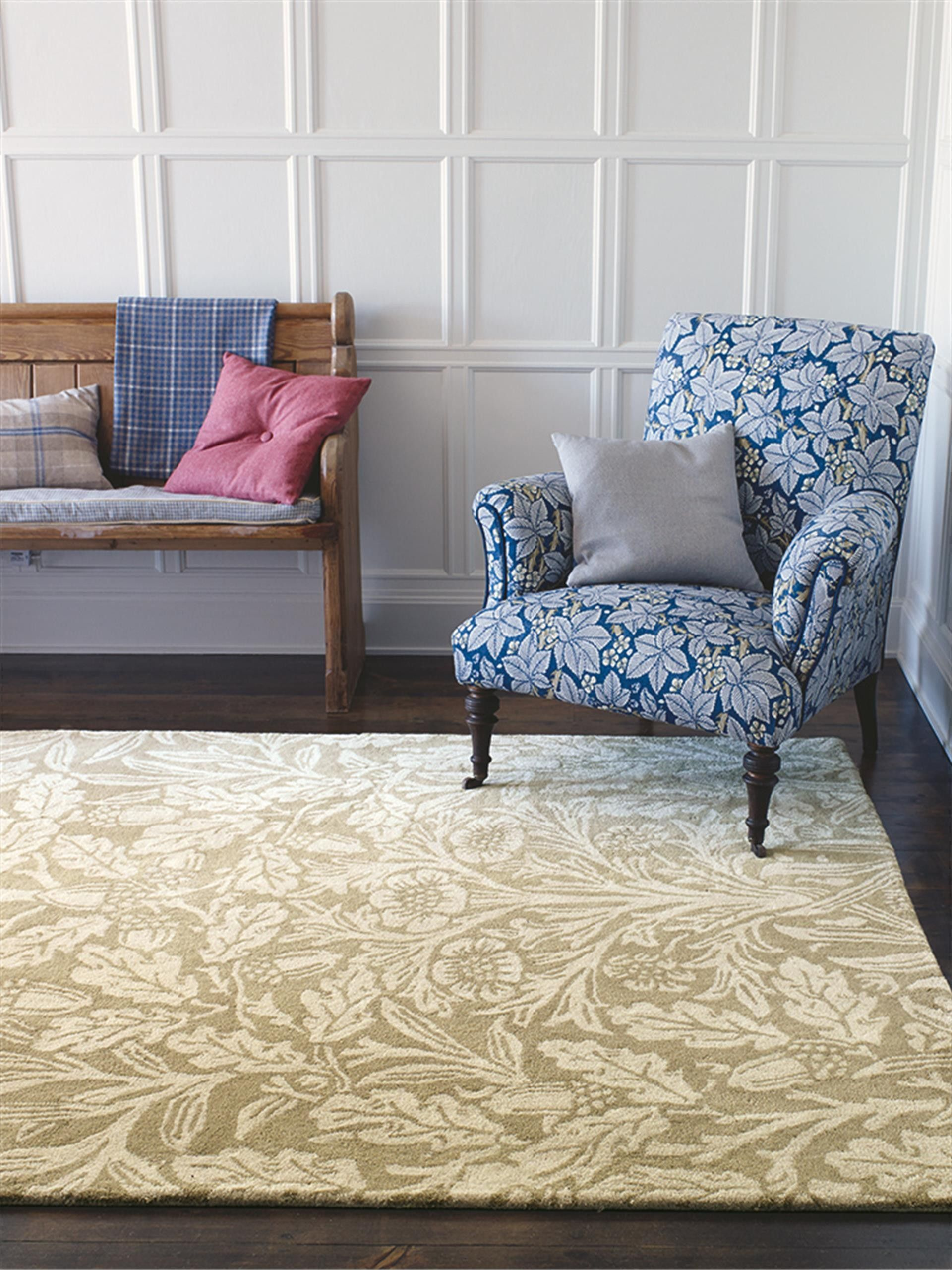 Morris & Co Tappeto di lana Oak prezzi convenienti online