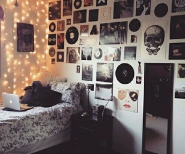 The Urban Teenager Hipster Room Aesthetic Rooms Bedroom Vintage
