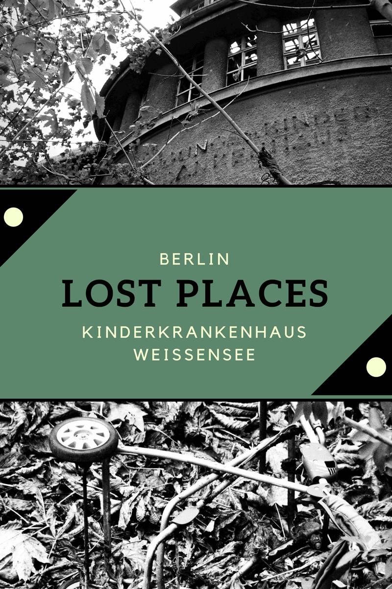 Photo of Lost Place: Das verlassene Kinderkrankenhaus Berlin-Weißensee