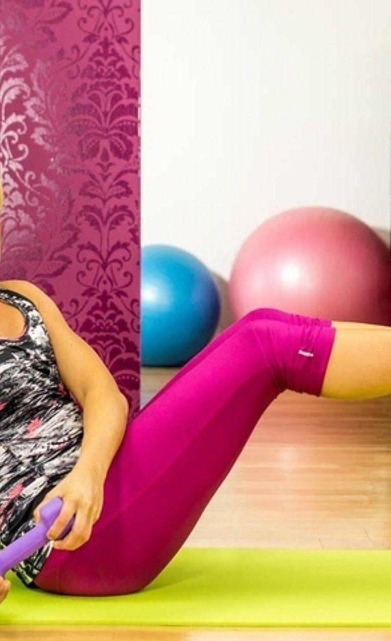 5 x 5: Das Blitz-Workout für den ganzen Körper #fitnessvideos