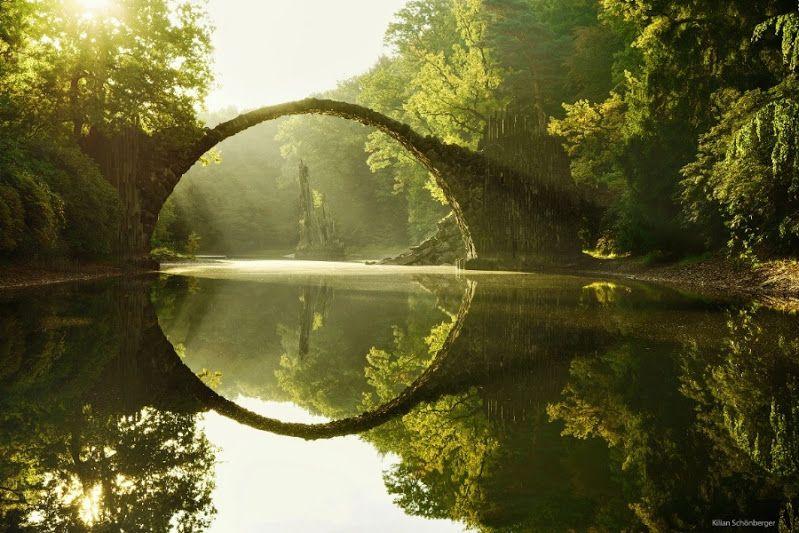 Hobbit's Bridge by Kilian Schönberger via Google+