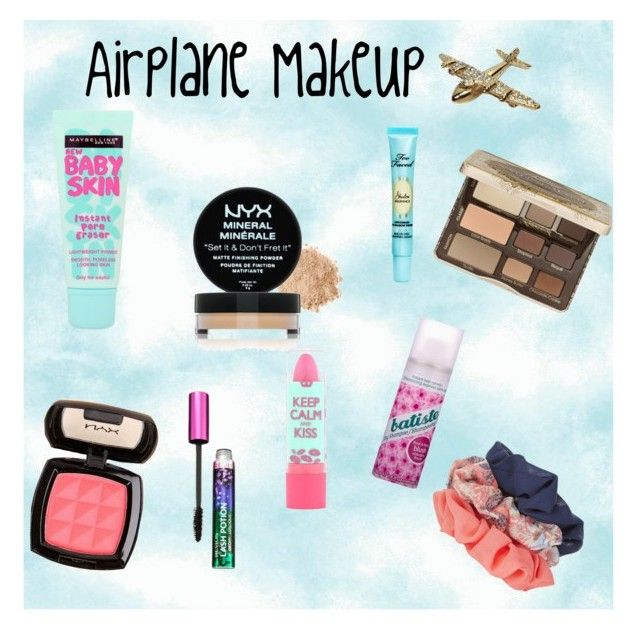 Airplane Makeup: Sydney