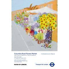 Columbia Road Flower Market Columbia Road Flower Market London Transport Museum London Transport