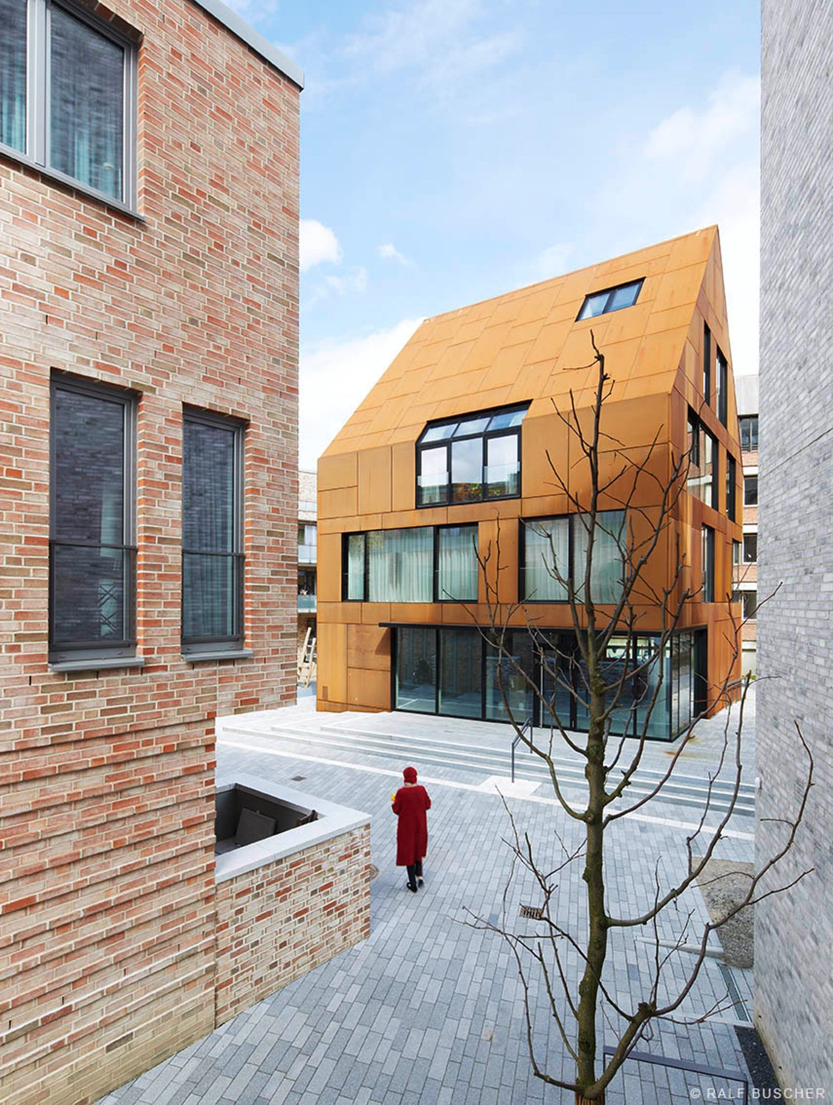 Kiel Steel House Architizer With Images Architecture Steel House Architecture House