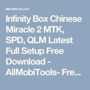 CM2QLM BOX TÉLÉCHARGER INFINITY