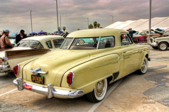 1951 Studebaker Champion Starlight Coupe Studebaker Classic Cars Trucks Classic Cars