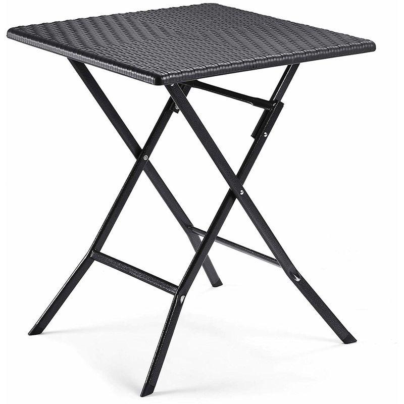 Table Pliante Petitetable De Jardin Avec Surface En Plastique