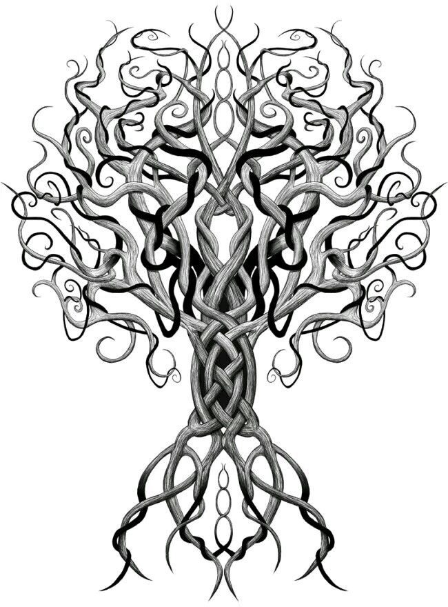tree of destiny tatoos pinterest lebensbaum tattoo. Black Bedroom Furniture Sets. Home Design Ideas
