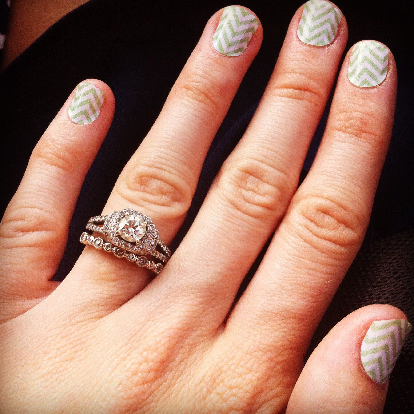 Please Post your halo split shank engagement rings with wedding