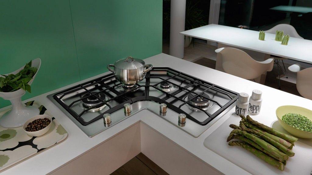 Cucina: le soluzioni per l\'angolo | Home & Decor | Pinterest ...