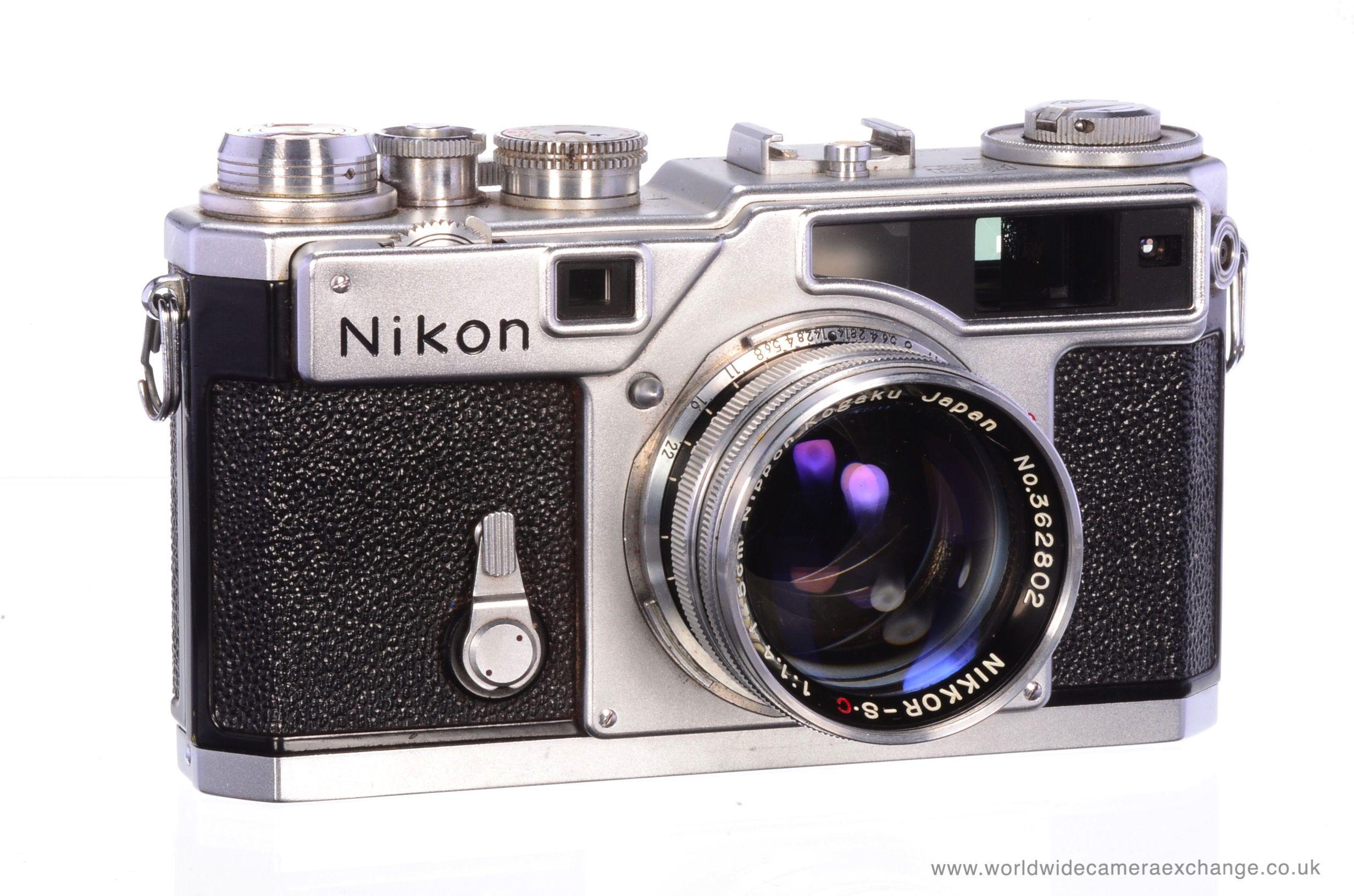 Nikon SP   Photography equipment. Leica. Camera