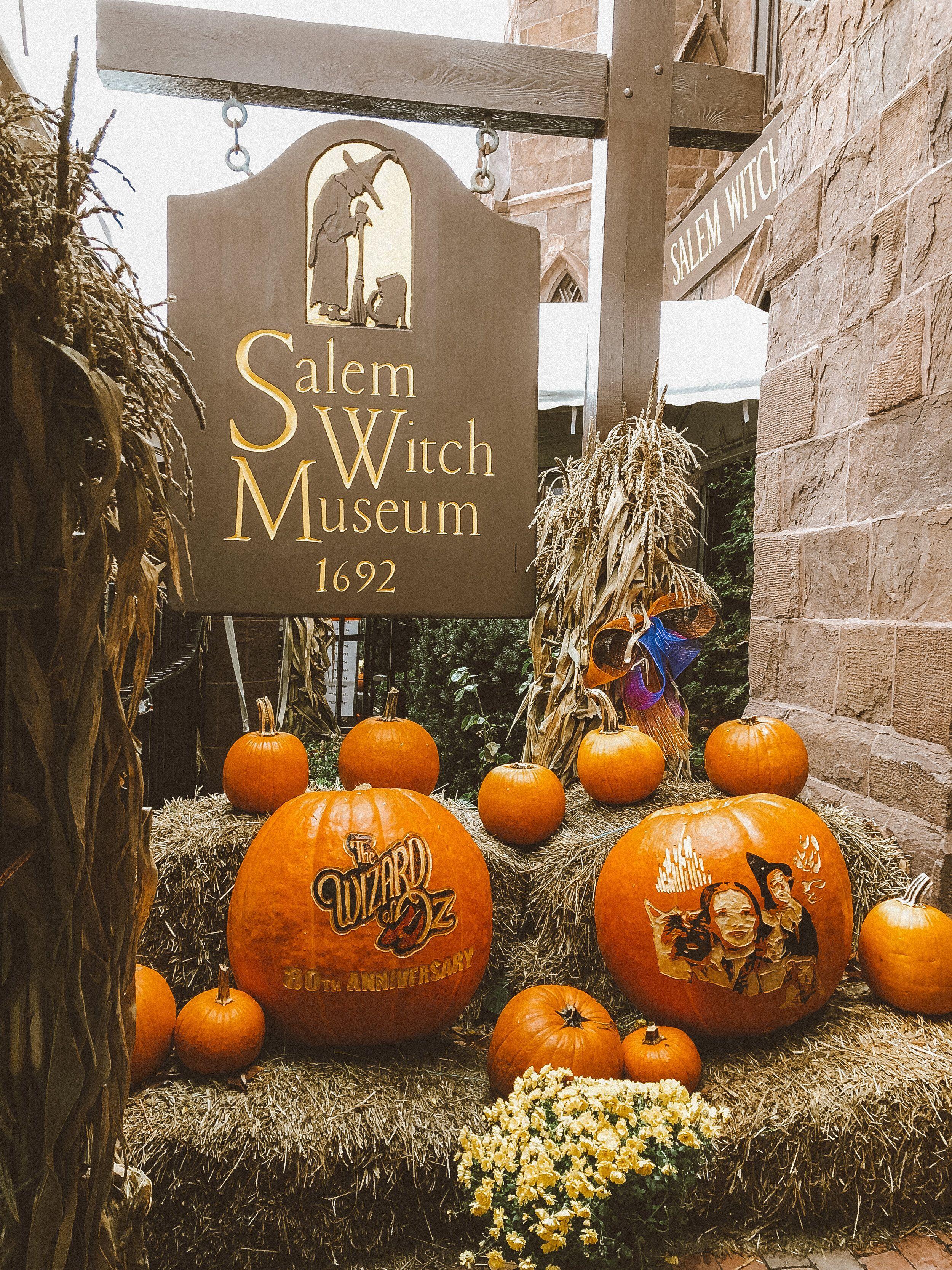 Salem Oregon Halloween 2020 Salem, Massachusetts Travel Guide — Gentri Lee Blog in 2020