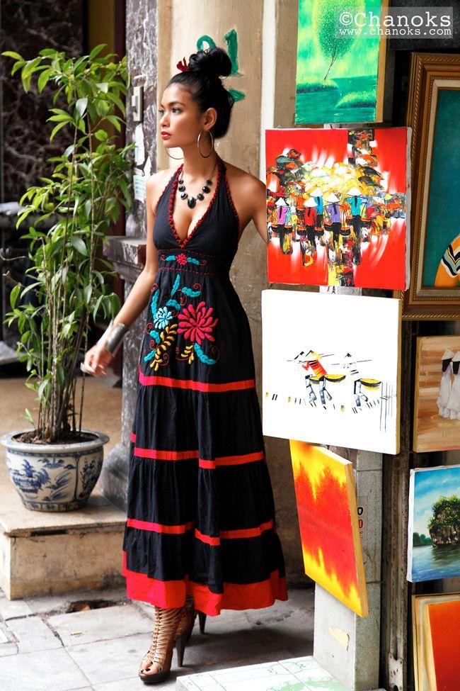 spanish dress latin dress fashion latin spanish. Black Bedroom Furniture Sets. Home Design Ideas