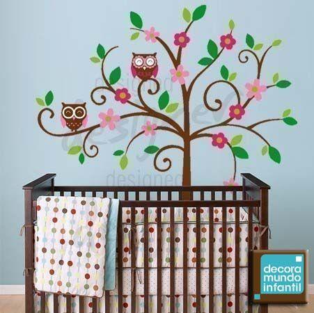 tips para decorar decoracion de cuartos decoración con arboles ...