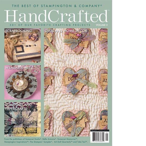 HandCrafted 2007 Volume 3 - Stampington