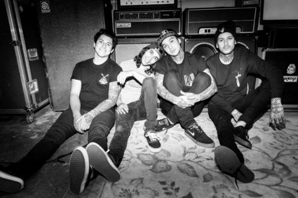 Pierce the Veil's Jaime Preciado offers an in-depth update on the recording of their new album and discusses their upcoming dates with Sleeping With Sirens.