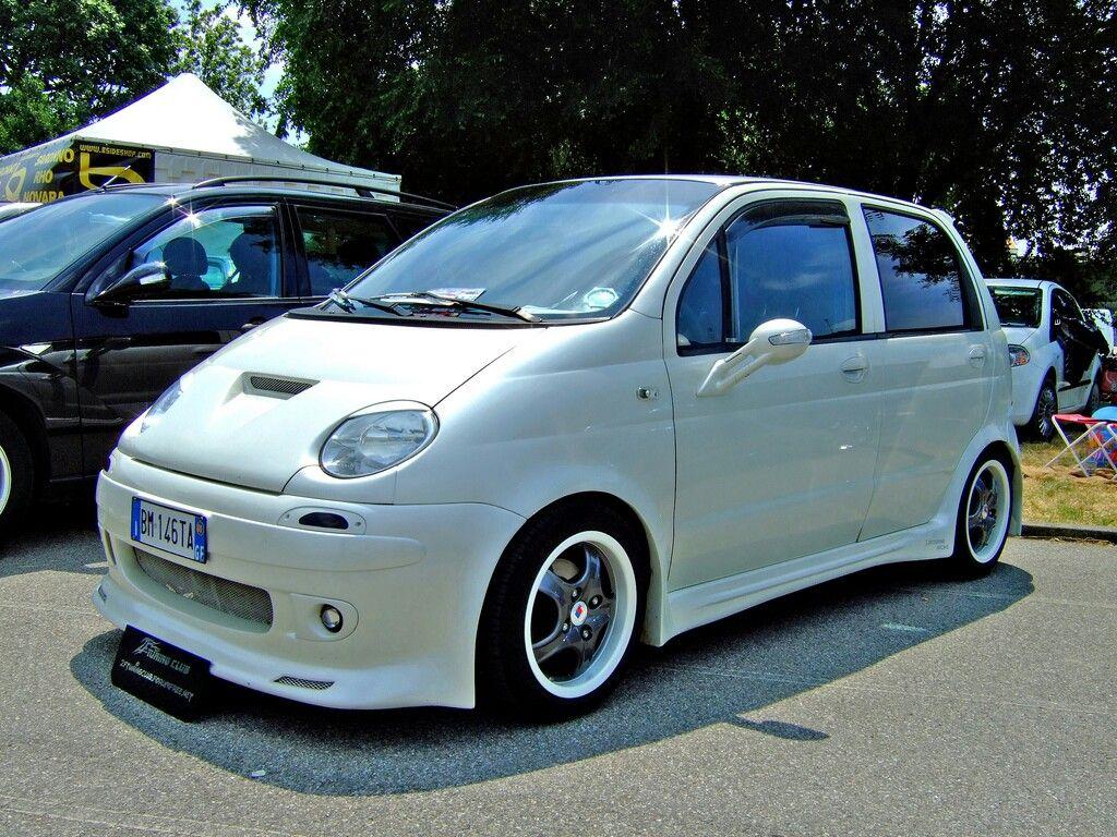 Daewoo Matiz Car Cars Daewoo