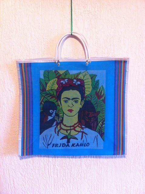 A SACOLEIRA: As sacolas de feira pelo mundo : México !