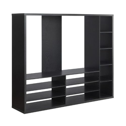Mainstays Entertainment Center For Tvs Up To 55 Ideal Tv Stand For
