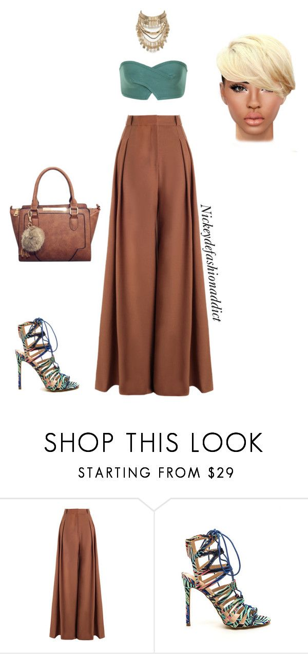 """""""Untitled #1656"""" by stylesbynickey ❤ liked on Polyvore featuring Zimmermann and River Island"""