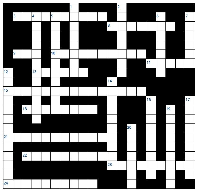 Blank Puzzle On Conflict Management And Resolution You Can Try This Interactively On Line If You Prefer At The Conflict Management Crossword Puzzle Crossword