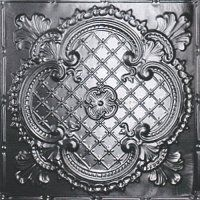 Majestic Patterned Tin Ceiling Tile 24x24 Tin Ceiling Tiles