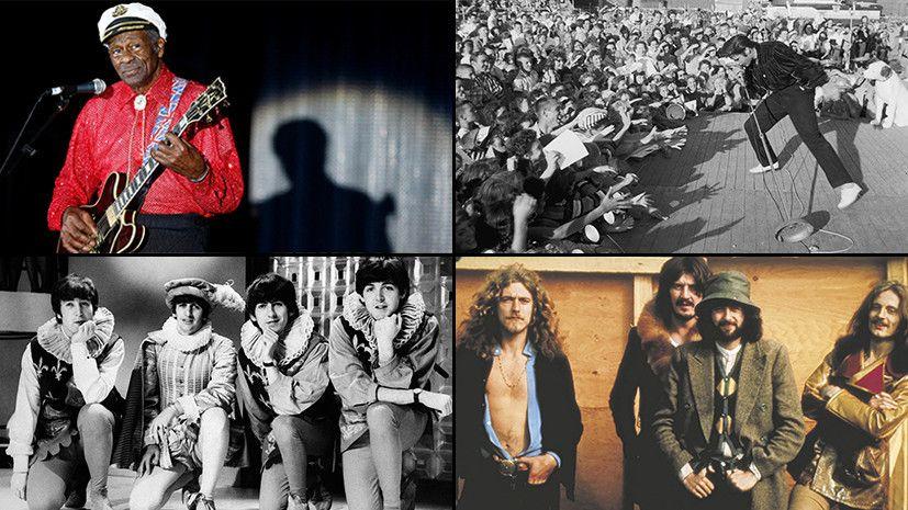 13 апреля отмечается Всемирный день рок-н-ролла. Впрочем, само историческое событие случилось днём ранее: 12 апреля 1954 года артист Bill Haley записал песню «Rock Around The Clock», положившую начало совершенно новому музыкальному направлению. RT вспоминает артистов и группы, которые сформировали жанр и остаются на слуху спустя уже более полувека.