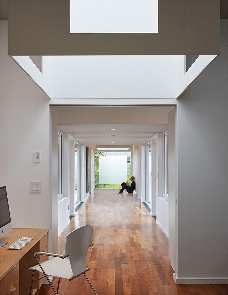 Deloia House Salmelaarchitect Modern Villa Design Duluth Minnesota Dezeen Landscape