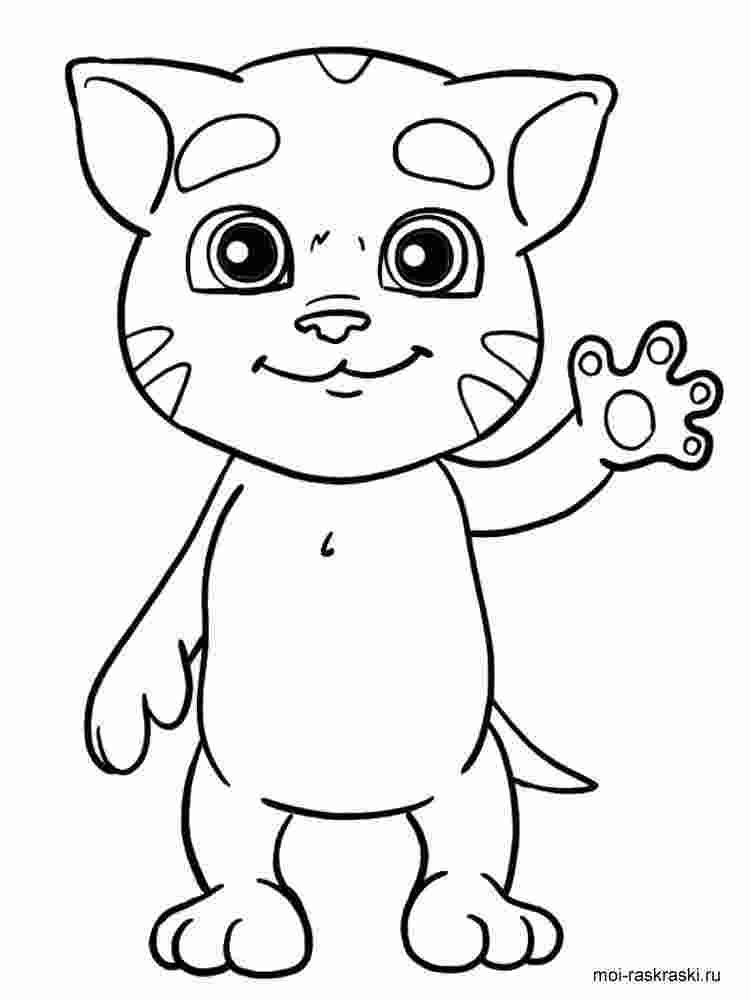 100 Best Printable Talking Tom Coloring Pages Coloring Pages