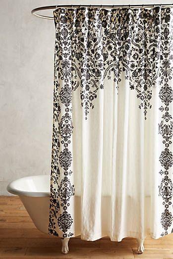 Caprice Shower Curtain Bathroom Curtains Bathroom Shower Curtains White Shower