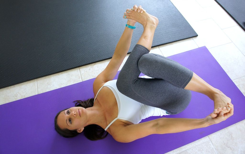 how to stretch psoas muscle