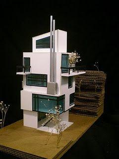 Arne Jacobsen Design Dollhouse Concept Mini House Modern