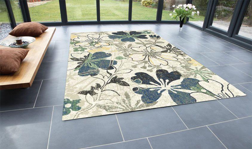 Tappeto collezione CAPRI 327896394 motivo floreale