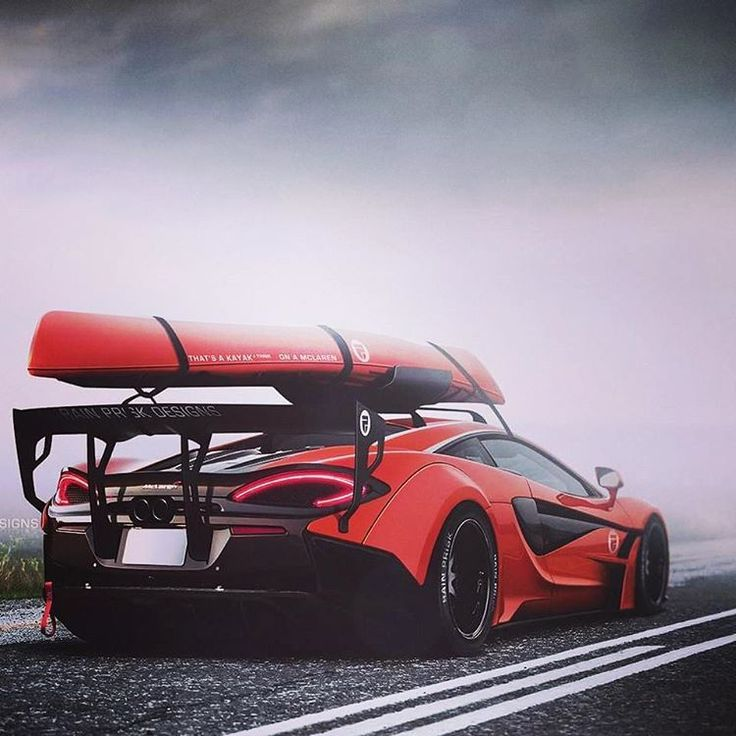 Making the best use of your supercar #mclaren #bigwing #p1 ...