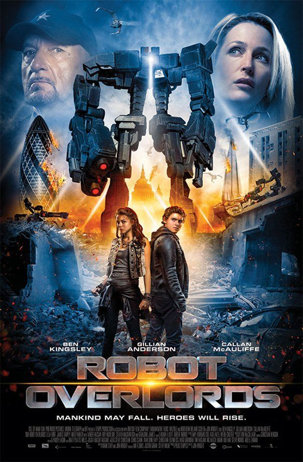 Hellhorror Com New Horror Movies News Trailers Reviews Robot Overlords Movie Robot Overlords Action Adventure Movies