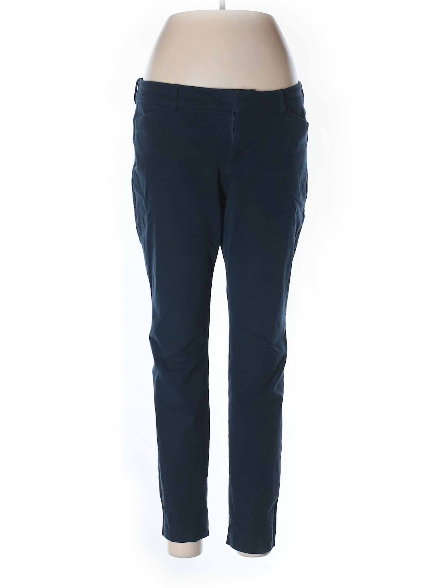 Old Navy Khakis Size 1200 Navy Blue Womens Bottoms