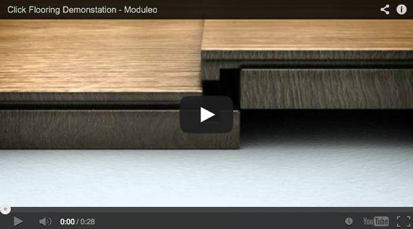 Vinyl vloer eenvoudig te leggen voorlichtingsburo wonen vloeren