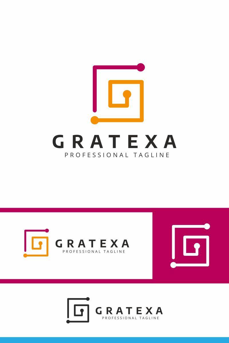 Gratexa G Letter Logo Template 75352 Letter logo