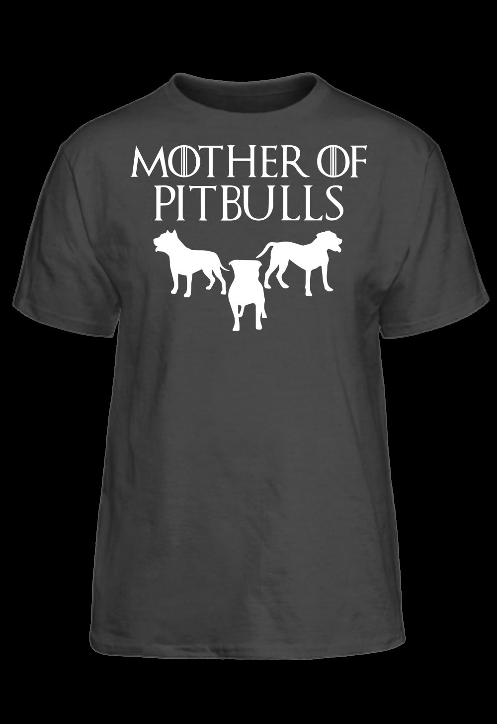 Mother of Pitbulls Basic Tee