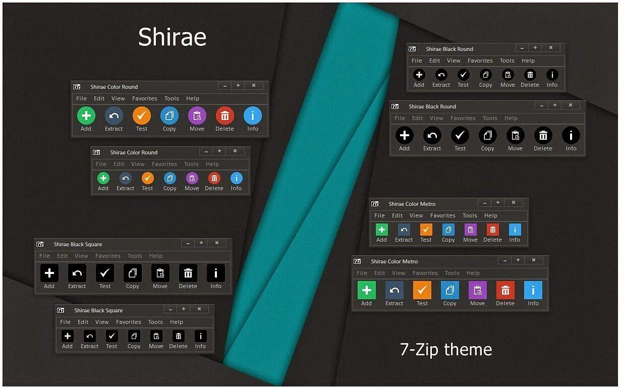 Pin by Cleodesktop on skin 7 zip, Icon pack, Desktop