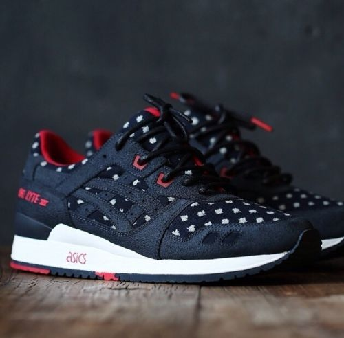 asics gel lyte iii rose gold ebay