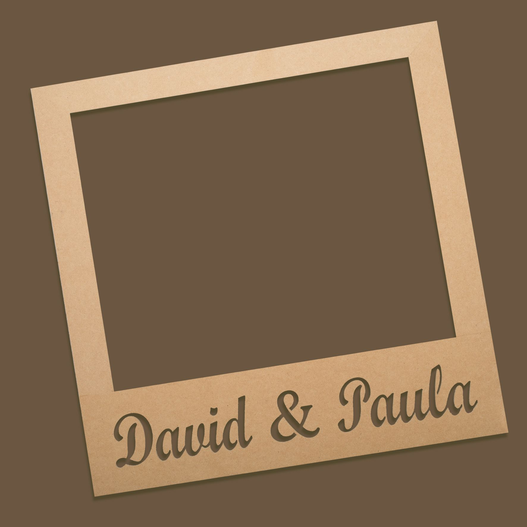 Marco tipo polaroid   Eventos   Pinterest   Polaroid y Eventos