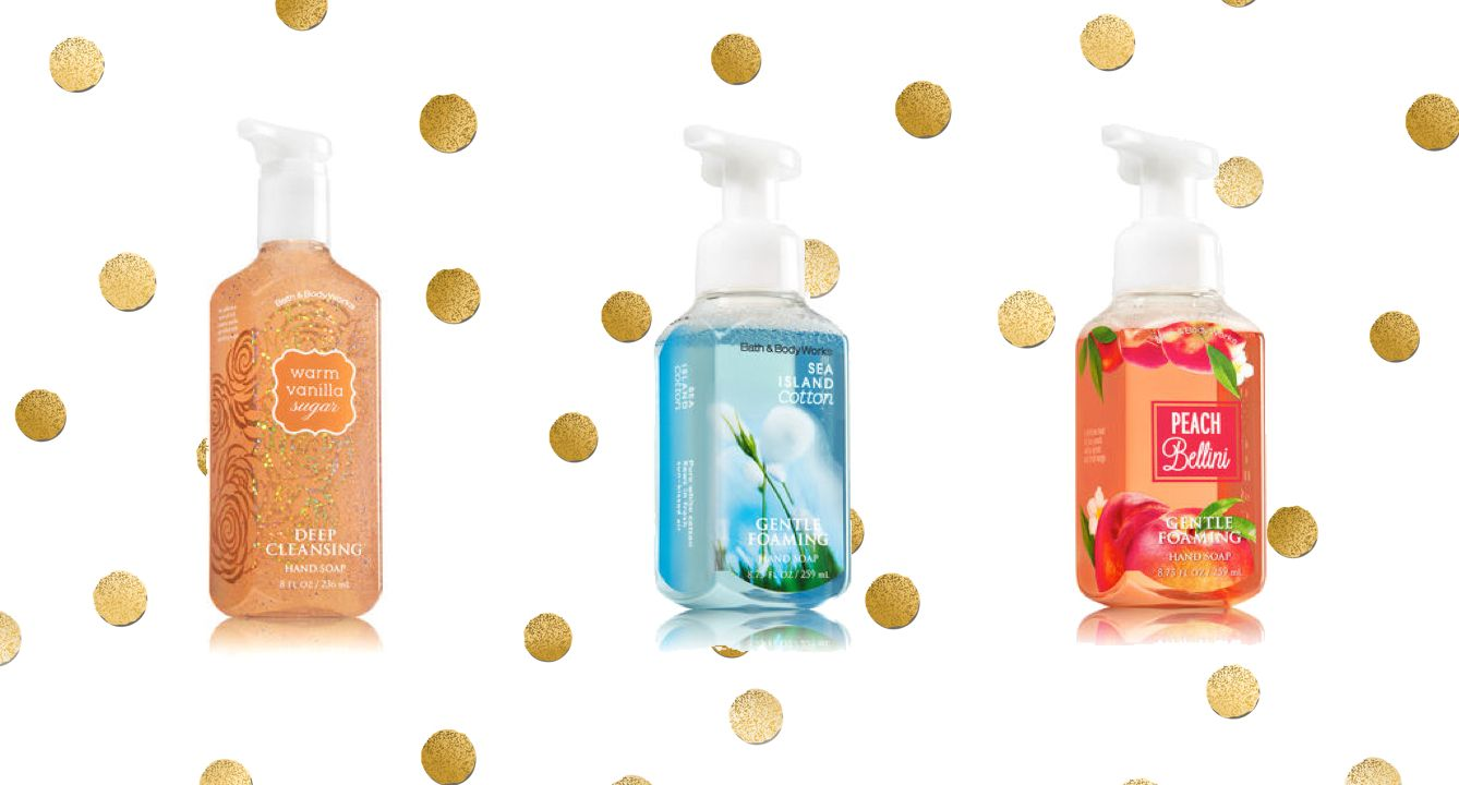 The Best Bath And Body Works Hand Soaps Influenster Reviews 2020 In 2020 Bath And Body Works Bath And Body Body Works
