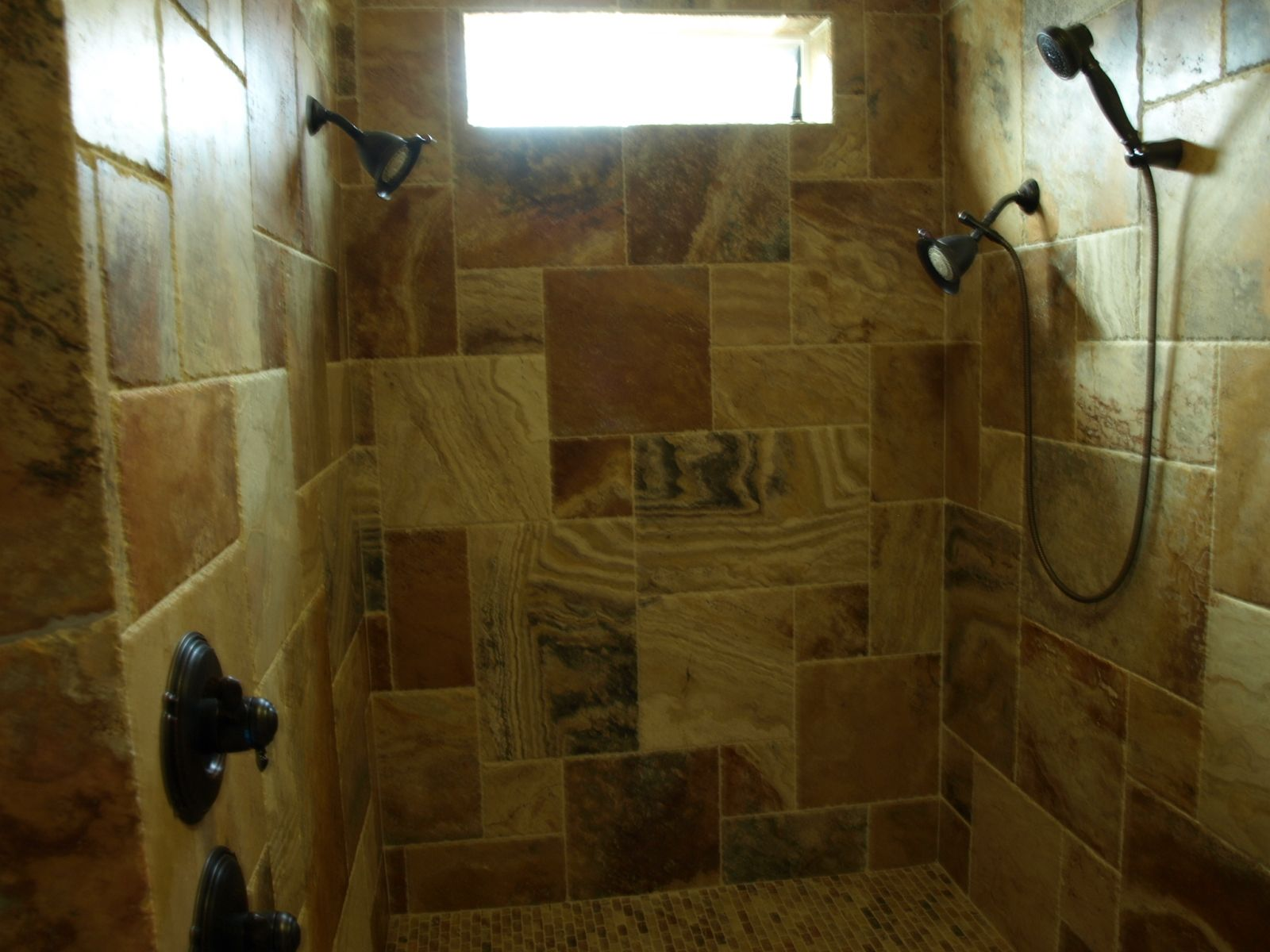 Read About This In A Booktwo Shower Heads One On Each Wall Amazing How Much Does A Small Bathroom Remodel Cost Inspiration Design