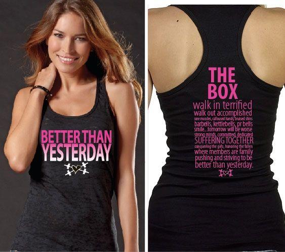 672087b6d6644 THE BOX! Better than Yesterday! Tank