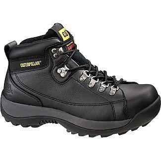 Caterpillar Hydraulic Steel Toe Hiker Men S Work Boot Black Botas Caterpillar Hombre Botas Vaqueras Hombre Botas Vaqueras
