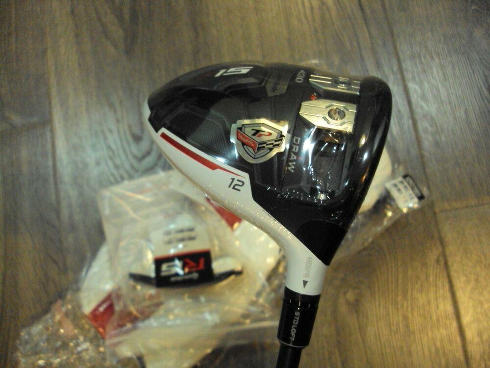 New Taylormade R15 Tp 430 Driver 12 Degree Loft Matrix Ozik Hd6 X Stiff 46 Golf With Images Golf Clubs Taylormade Fun Sports Ebay