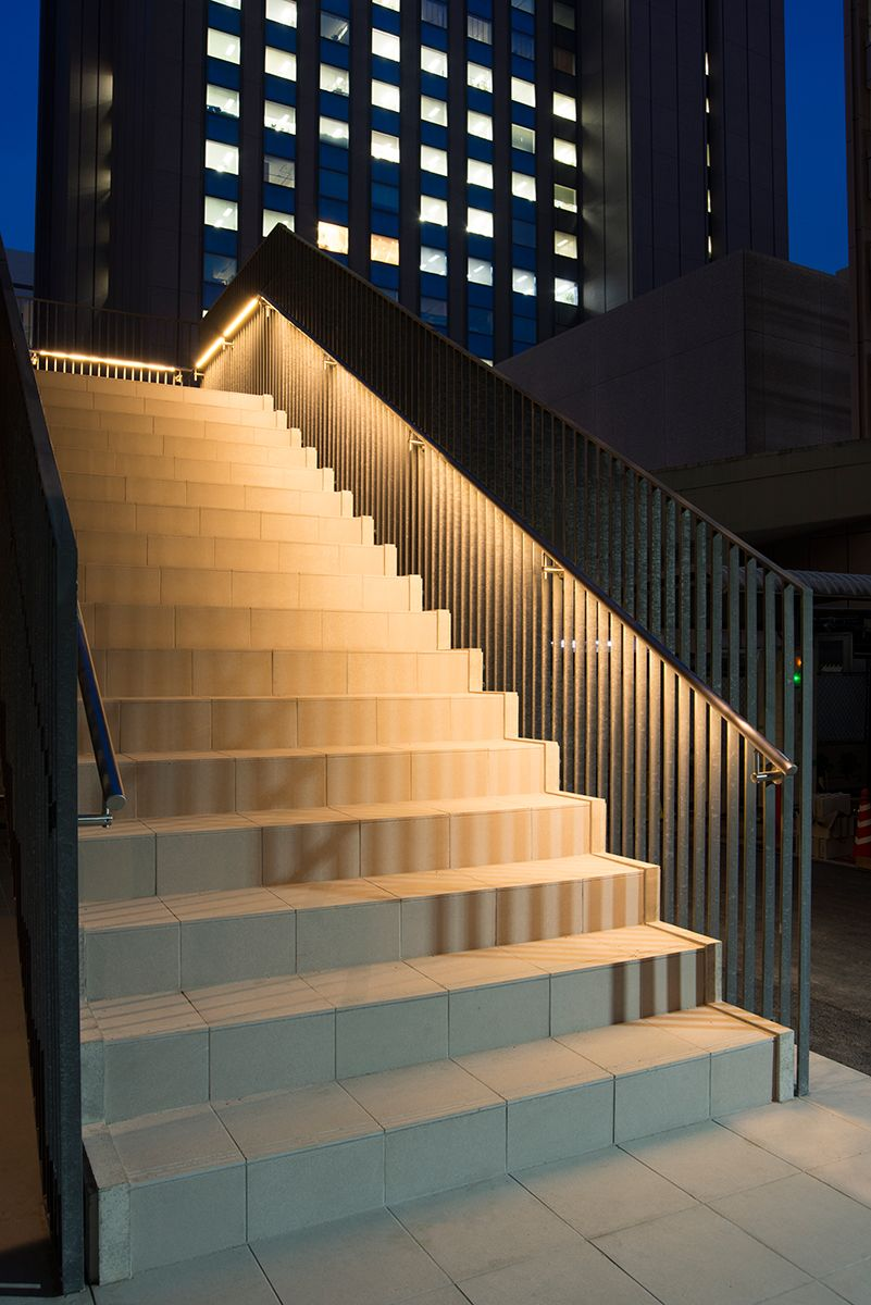 Best Pic Nttk3 B Jpg 801×1200 Exterior Lighting Stairway 400 x 300