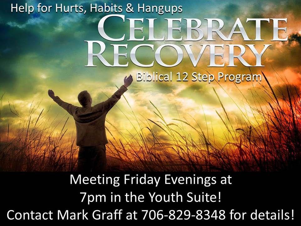 Celebrate Recovery   Grace Baptist Church